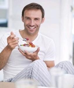 Una dieta adecuada es uno de los 5 puntos fundamentales del Yoga.